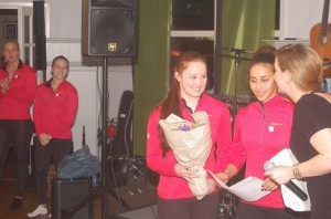LUGI Gymnastik blev årets ungdomsförening